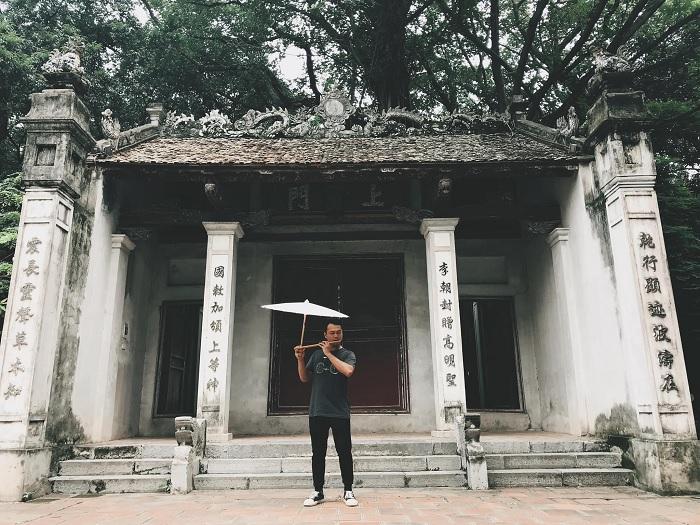 architecture - beauty of Voi Phuc Temple