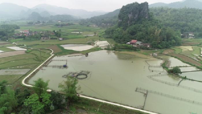 di tích lưu niệm Lương Văn Tri - hồ Suối Mơ