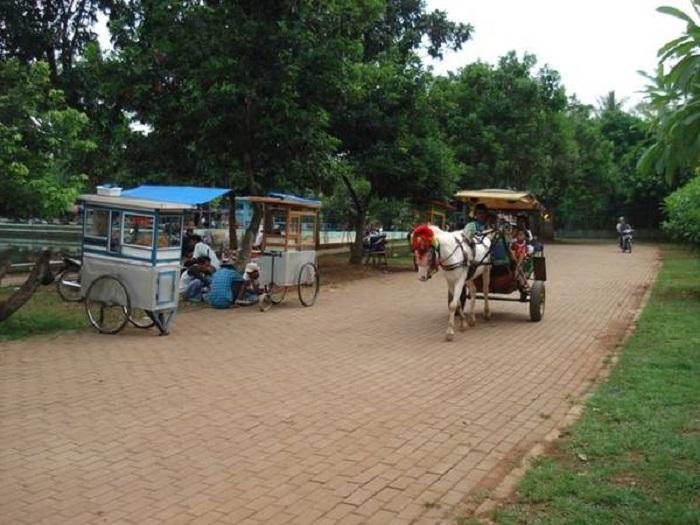 Setu Babakan - Địa điểm du lịch ở Jakarta