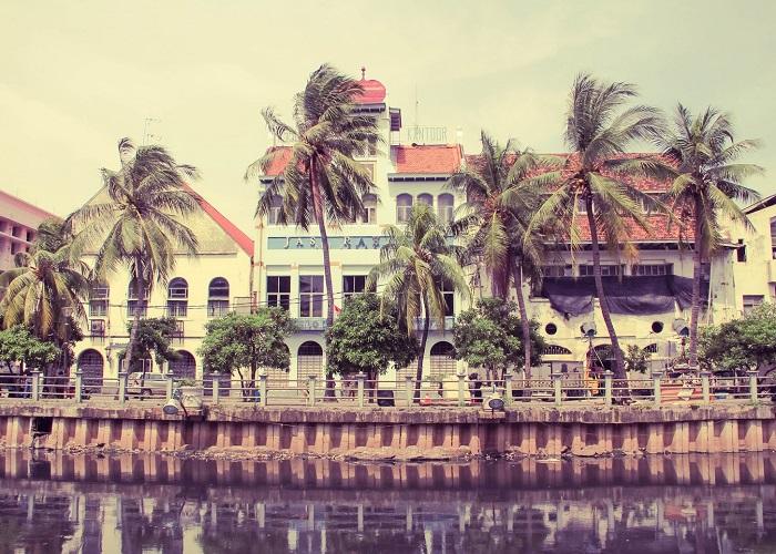Old Batavia - Địa điểm du lịch ở Jakarta