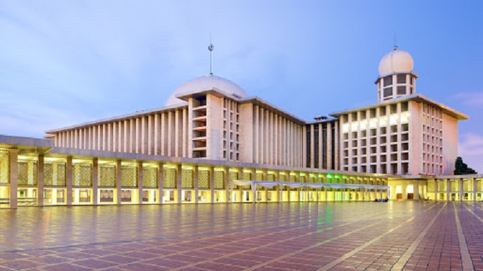 Istiqlal - Địa điểm du lịch ở Jakarta