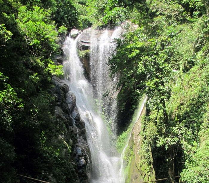Thác Trái Tim - Địa điểm du lịch ở Phong Thổ