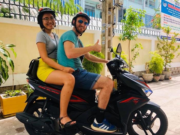 Car rental address in Nha Trang