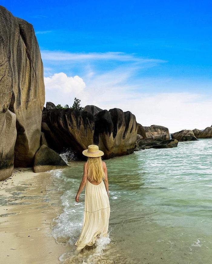 Bờ biển đá granit hùng vĩ của Seychelles - Du lịch Seychelles