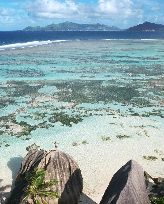 Đảo Aldabra là nơi tuyệt vời để lặn biển - Du lịch Seychelles
