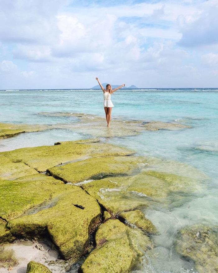 Đảo La Digue - Du lịch Seychelles