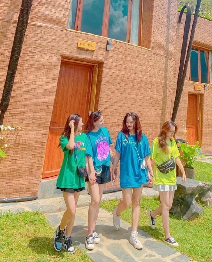 Thiết kế ấn tượng tại khu nghỉ dưỡng H Mong Village