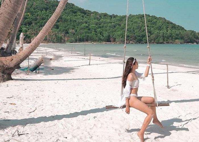 Travel to the South of Phu Quoc Island - Bai Sao