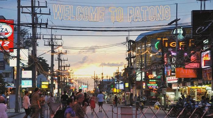 Giới thiệu về điểm du lịch Patong
