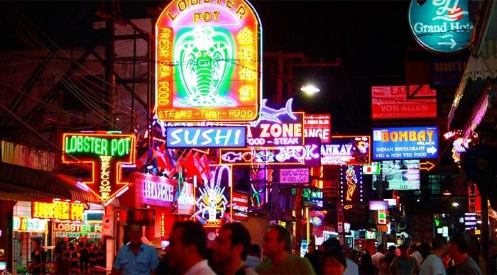 Bangla- Địa điểm du lịch Patong hấp dẫn