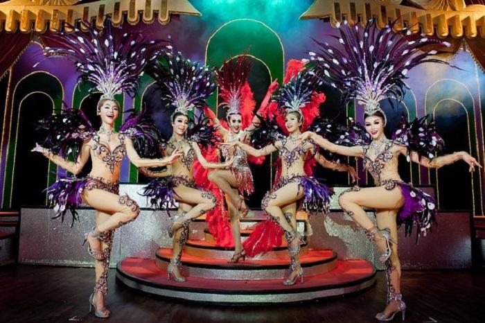 Simon Cabaret - Địa điểm du lịch Patong