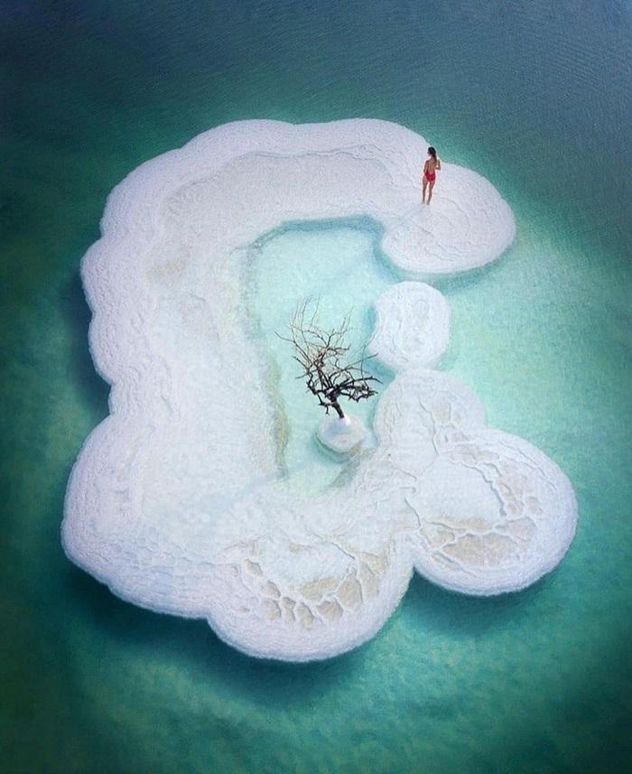 Đây là nơi được nhắc đến trong kinh thánh và có nước mặn nhất trên trái đất - Du lịch Biển Chết