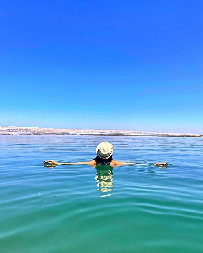 Bạn nên đến đây vào mùa xuân hoặc mùa thu - Du lịch Biển Chết