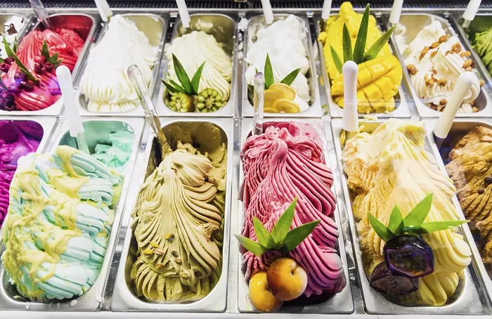Gelato ở Ý - Top 16 món ăn đường phố ngon nhất thế giới