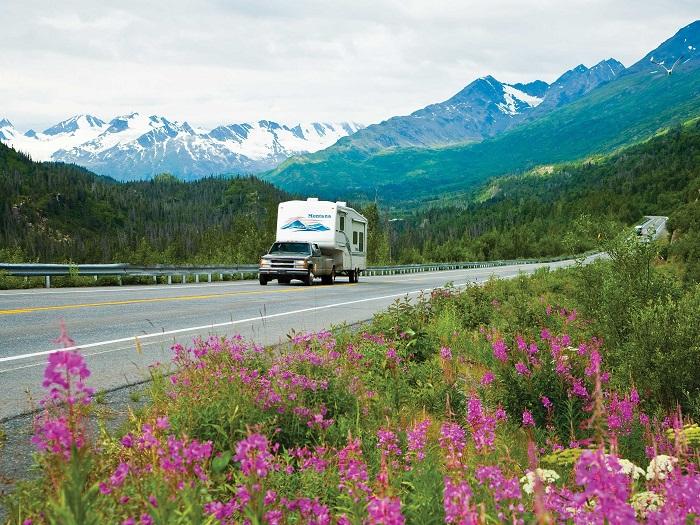 Đến Alaska bằng đường bộ - kinh nghiệm du lịch alaska