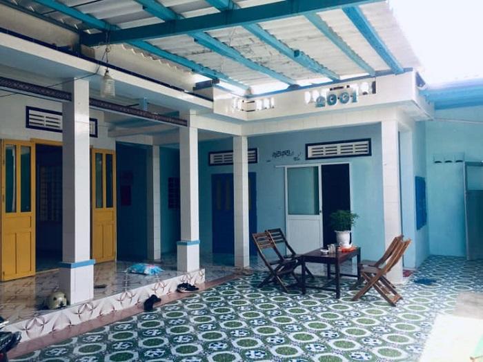 Homestay đẹp ở đảo Phú Quý - homestay Chú Tư