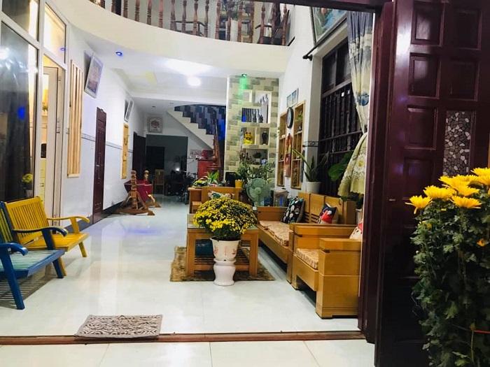 Homestay đẹp ở đảo Phú Quý - homestay Khôi May