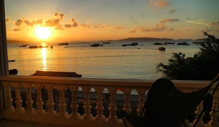 homestay gần biển - chỗ ở tại Đảo Thanh Lân