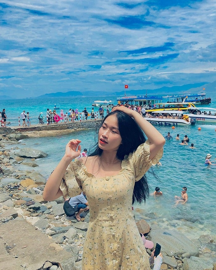 About Hon Mun Island