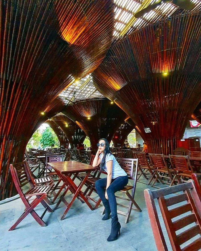 Indochine Coffee quán cafe đẹp ở Kon Tum