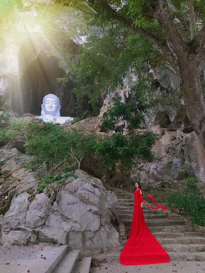 động Tiên Sơn - điểm đến gần suối Ấu Vĩnh An