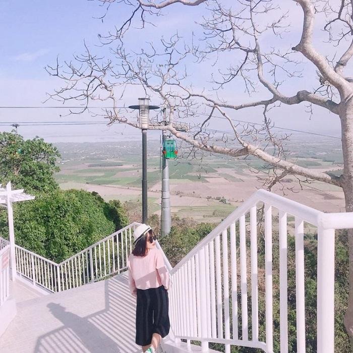 Khu du lịch sinh thái ở Tây Ninh-  Núi Bà Đen sống ảo