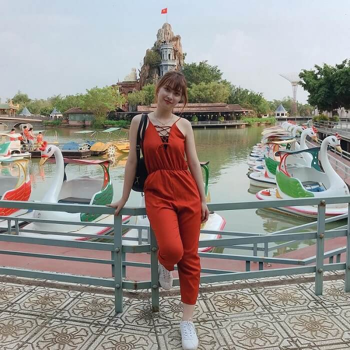 Khu du lịch sinh thái ở Tây Ninh- Long Điền Sơn sống ảo