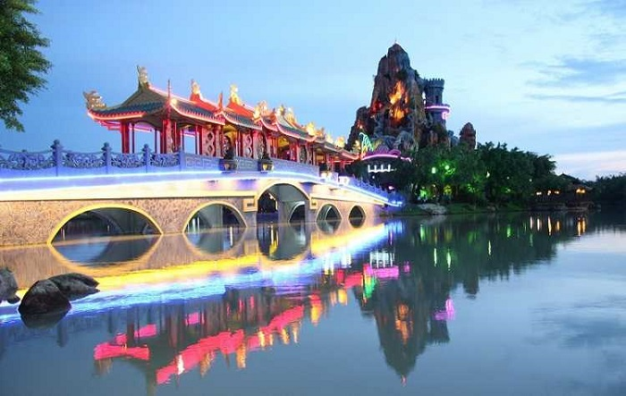 Khu du lịch sinh thái ở Tây Ninh- Long Điền Sơn