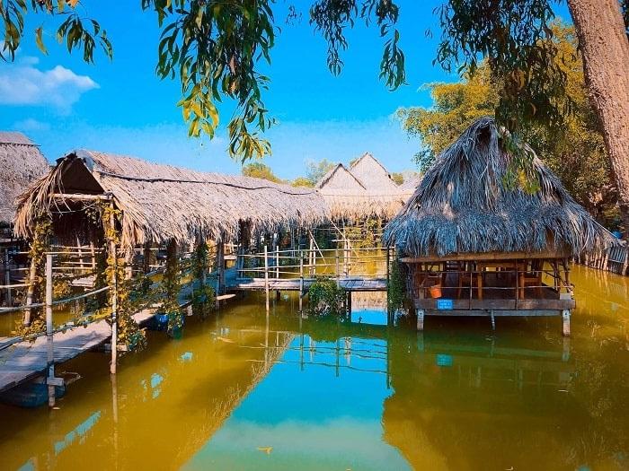 Khu du lịch sinh thái ở Tây Ninh- Long Trung