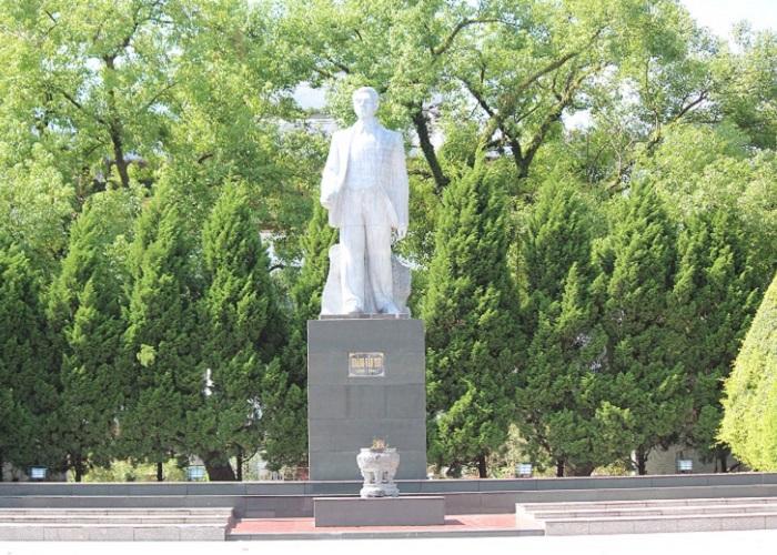 Khu tưởng niệm Hoàng Văn Thụ - cuộc đời sự nghiệp