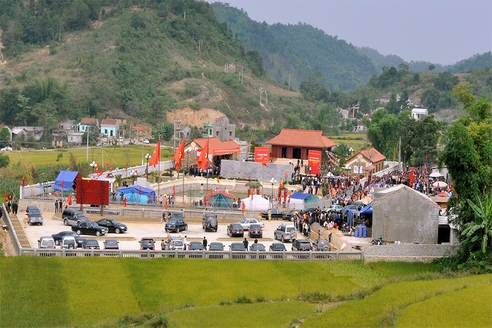 Khu tưởng niệm Hoàng Văn Thụ - địa điểm tham quan nổi tiếng