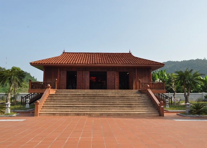 Khu tưởng niệm Hoàng Văn Thụ - địa chỉ ở đâu