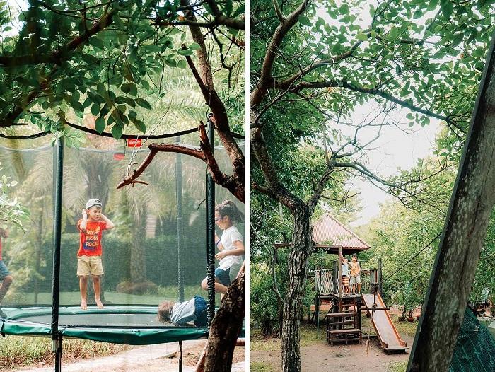 khu vui chơi Quận 2 Sài Gòn - Family Garden