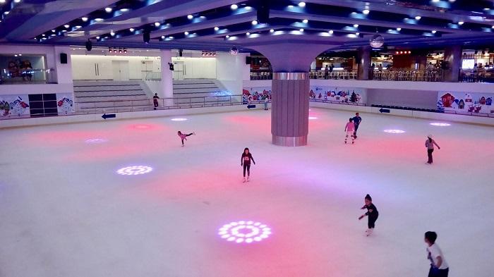 khu vui chơi Quận 2 Sài Gòn - Vincom Mega Mall Thảo Điền