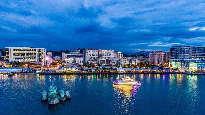 Chia sẻ kinh nghiệm du lịch Kota Kinabalu