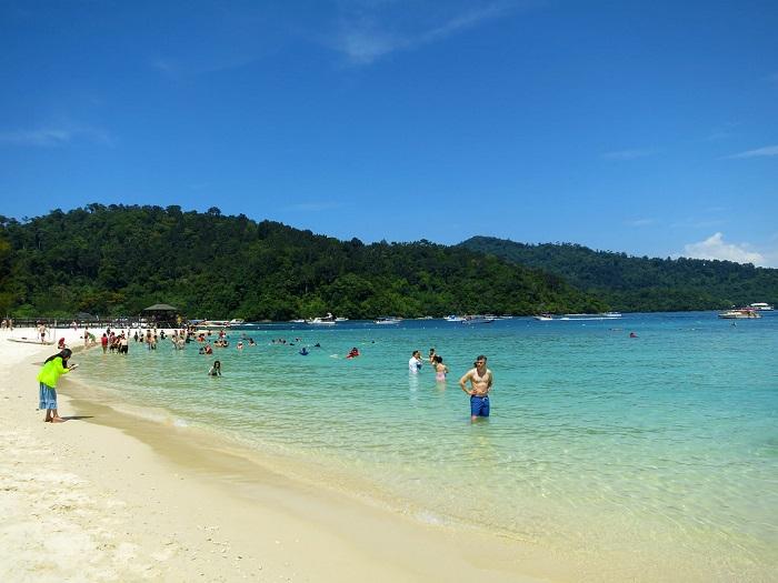 Kinh nghiệm du lịch Kota Kinabalu nên đi đâu? Pulau Sapi - Địa điểm du lịch nổi tiếng ở Kota Kinabalu