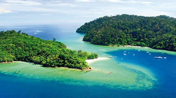 Kinh nghiệm du lịch Kota Kinabalu nên đi đâu? Gaya Island - Địa điểm du lịch nổi tiếng ở Kota Kinabalu