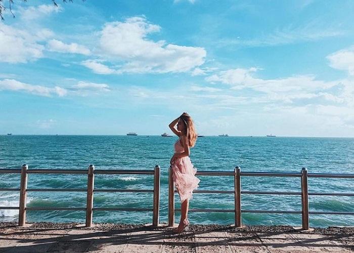 Chi Linh Vung Tau tourist village - relaxing beach bath