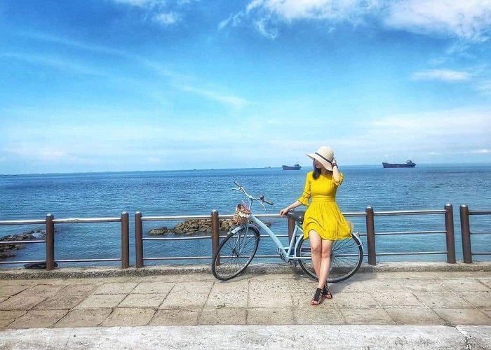 Chi Linh Vung Tau tourist village - beautiful scenery