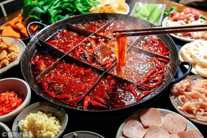 Lẩu Tứ Xuyên - Món ăn cay nhất thế giới