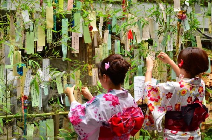 Tanabata- Lễ hội mùa hè ở Nhật Bản