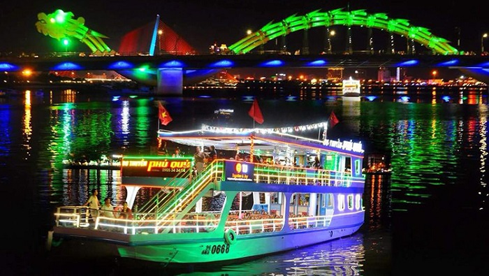 Kinh nghiệm du thuyền sông Hàn