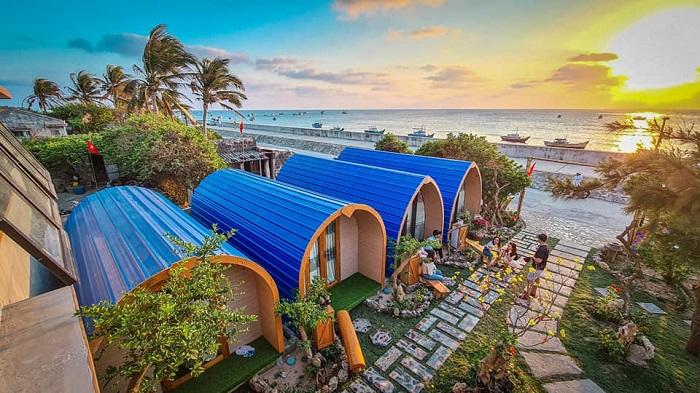 Homestay đẹp ở đảo Phú Quý - homestay Lyti Sea