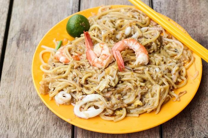 Hokkien Prawn Mee - Món ăn truyền thống Malaysia