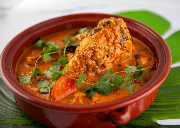 Fish Head Curry - Món ăn truyền thống Malaysia