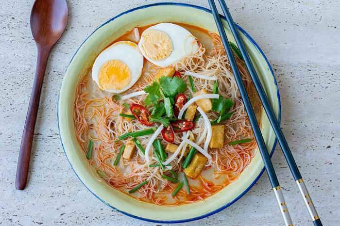 Mee Siam - Món ăn truyền thống Malaysia