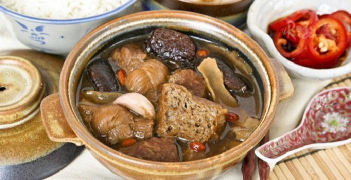 Bak Kut Teh- Món ăn truyền thống Malaysia