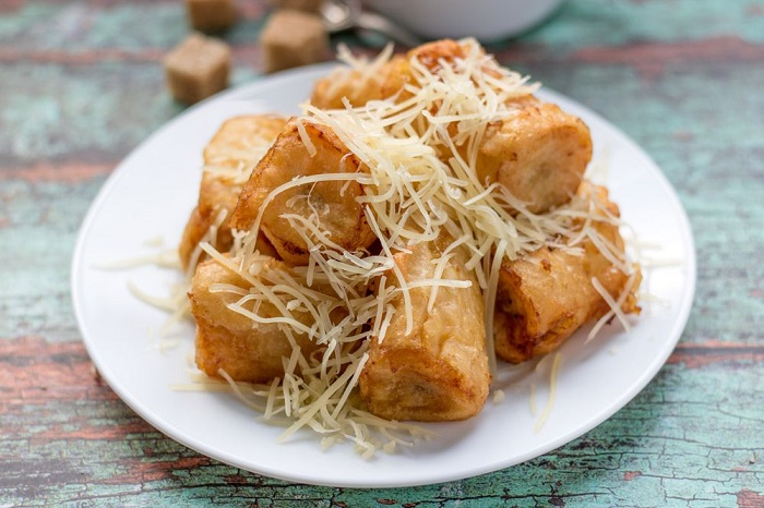 Pisang Goreng - Món ăn vặt ở Malaysia