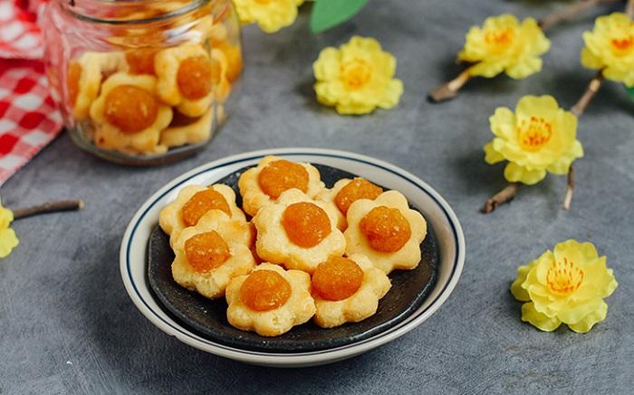 Tart dứa - Món ăn vặt ở Malaysia