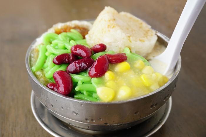 Cendol - Món ăn vặt ở Malaysia
